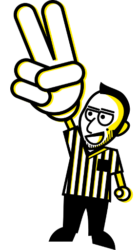 Pro Wrestling Referee